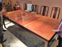 Table Restoration - SE15