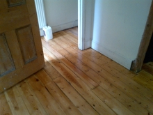 Floor Restoration - Peckham