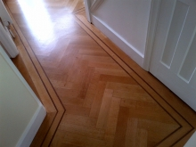 Floor Restoration - South Norwood